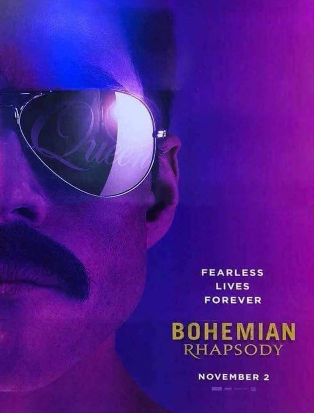 Bohemian Rhapsody official site