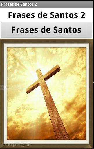 Frases de Santos 2