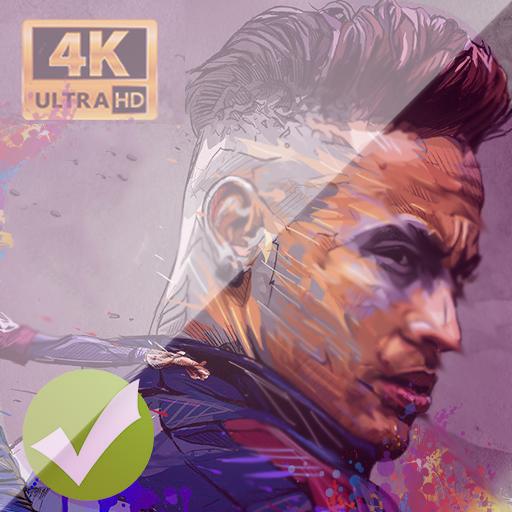 Neymar Jr Wallpaper 4K HD PSG Fans