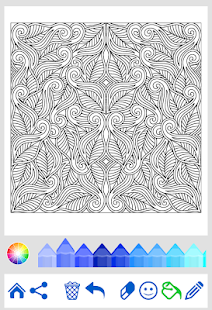 Pattern doodle coloring pages Android Apps on Google Play