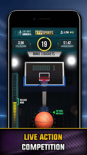 HypSports: Live Sports Game Shows  screenshots 2