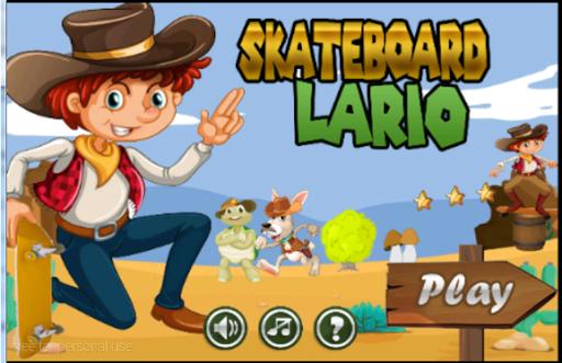 Skateboard Lario Free