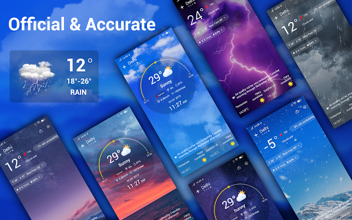 Weather Forecast 1.5.1 screenshots 9