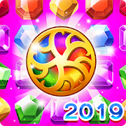 Jewels Palace: New puzzle master(jewels fantasy 2)
