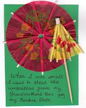 Photo: Wenchkin's Mail Art 366 - Day 254 - Card 254a