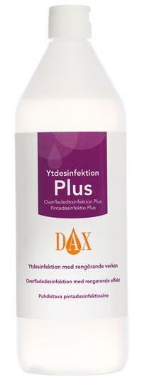 DAX YTDESINFEKTION PLUS 1000ML