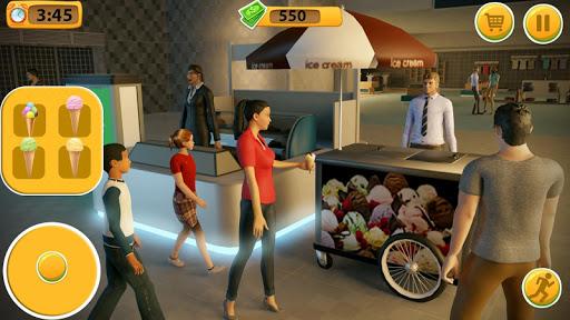 Virtual Mother Supermarket - Shopping Mall Games  screenshots 1