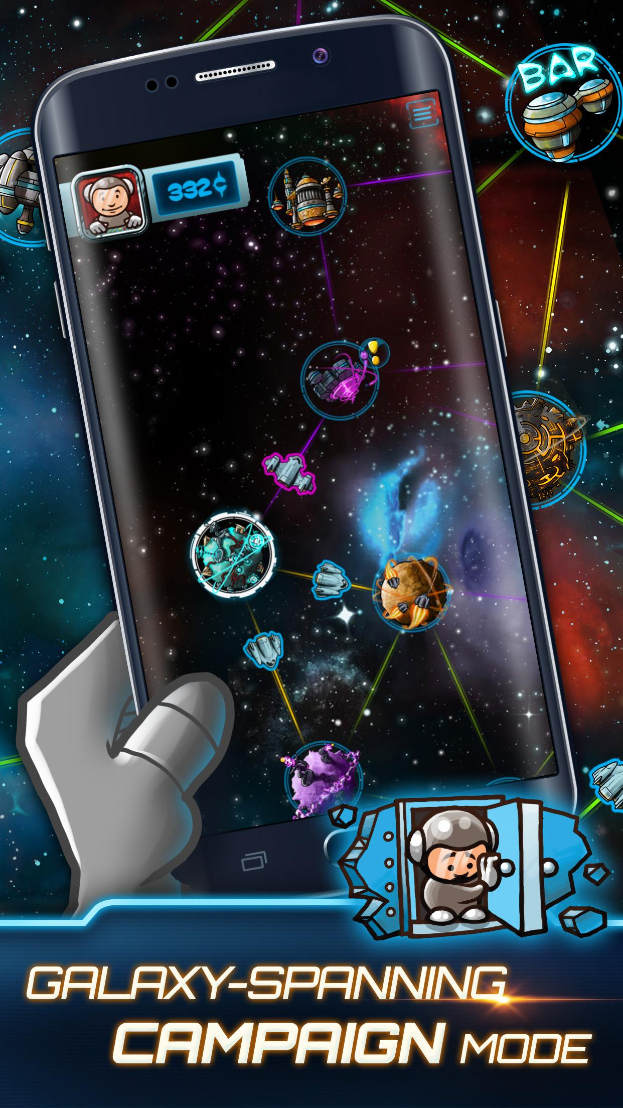 Galaxy Trucker screenshot #3