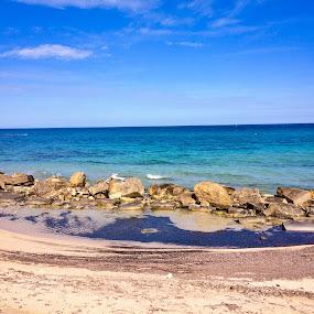 Quite Sea by Ginny Serio - Instagram & Mobile iPhone ( #offseasontraveler# takenetotheaea,  )