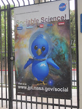 Photo: Tweetup mascot!