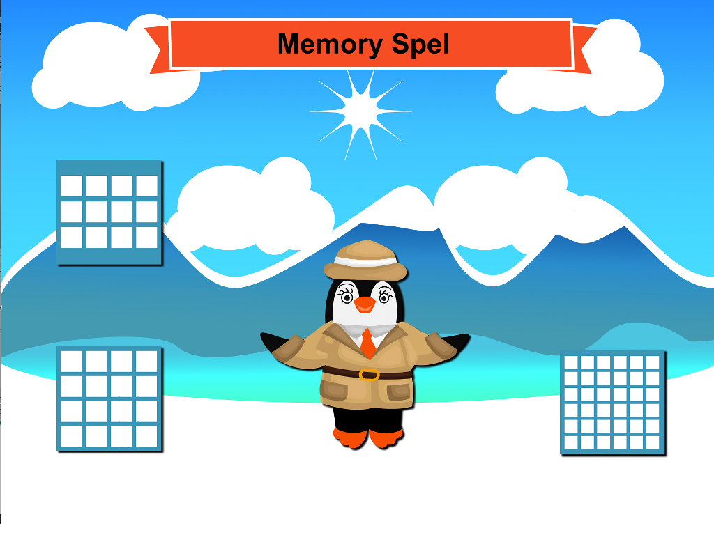 Polly de Pinguïn Memory- screenshot
