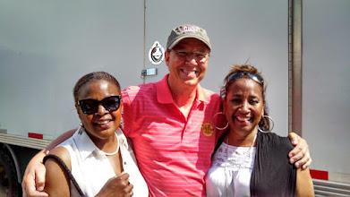 Photo: Debbie Hospie, Mike Carbone & Glenda Davenport