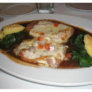 Polenta Gnocchi