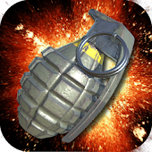 Simulator of Grenades, Bombs and Explosions