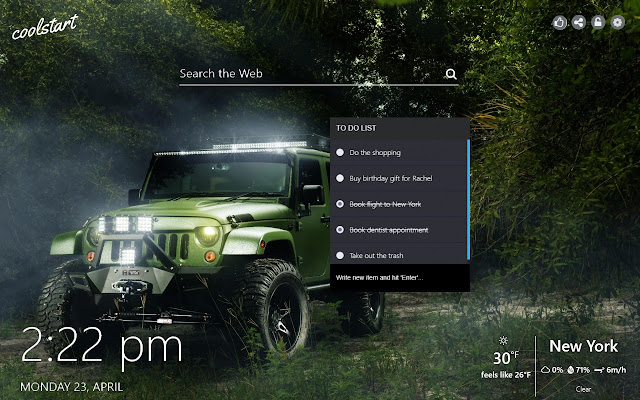Jeep Hd Wallpapers 4x4 Offroad New Tab Theme