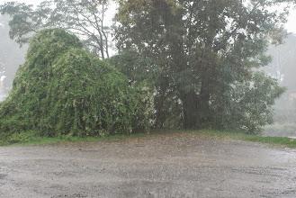 Photo: a pršelo hodně