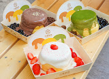 六盛茶苑舒芙蕾鬆餅專賣 吉林店