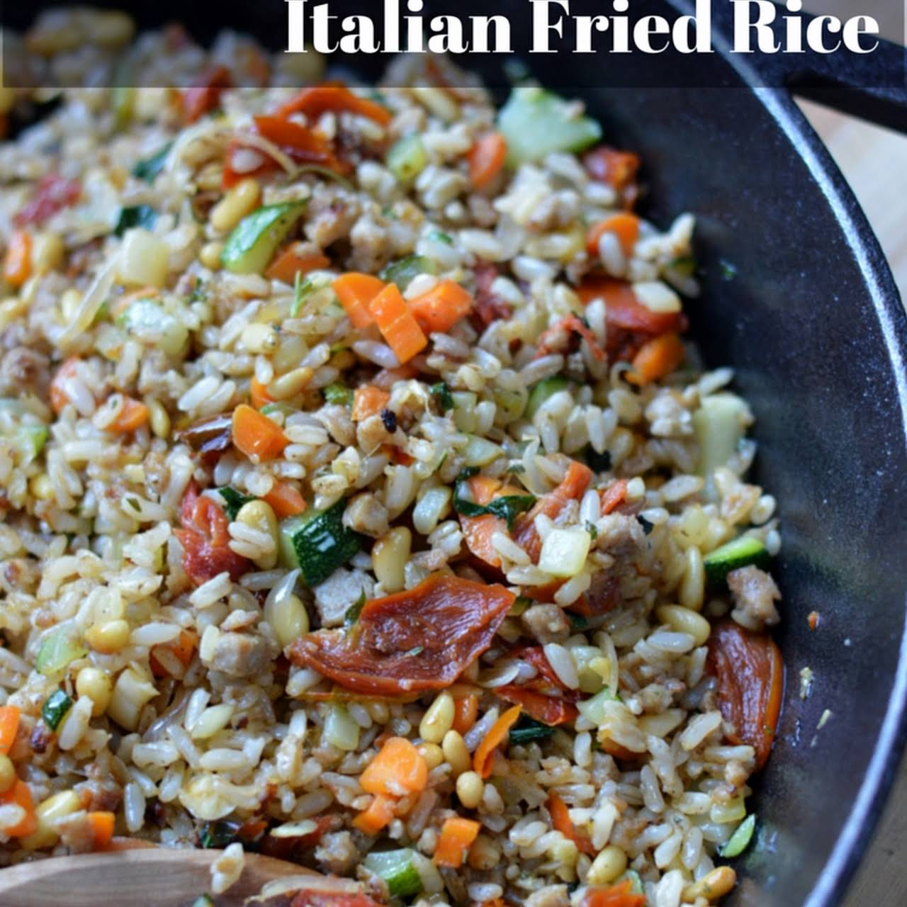 10 Best Italian Fried Rice Recipes Yummly