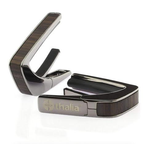 Thalia Capo  Indian Rosewood - Black Chrome