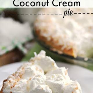 Ulitmate Coconut Cream Pie