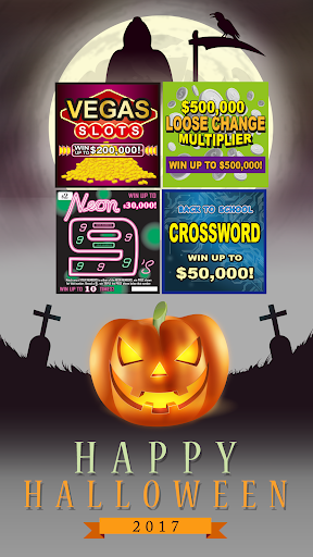 Las Vegas Scratch Ticket Screenshot