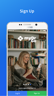 myDr Go- screenshot thumbnail