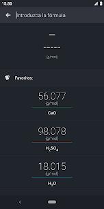 Tabla Periódica 2019 PRO: Química 5