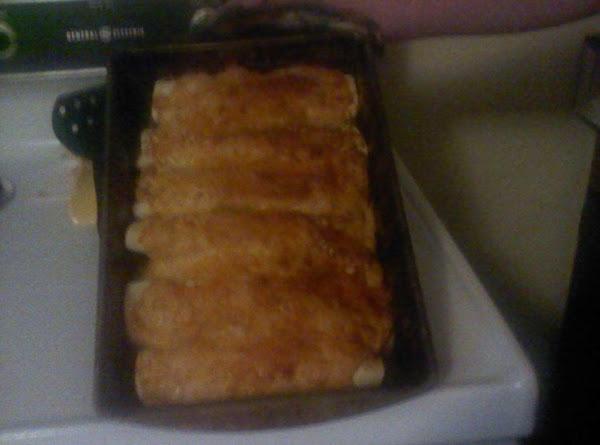 Easy Chicken Enchiladas. Recipe