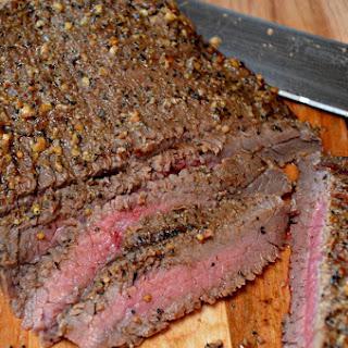 Marinated Grilled Flank Steak Recipe