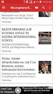 Muungwana Blog - náhled