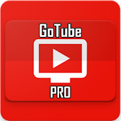 GoTube PRO - Play Stream In Background Android APK Download Free By Mimi Studio