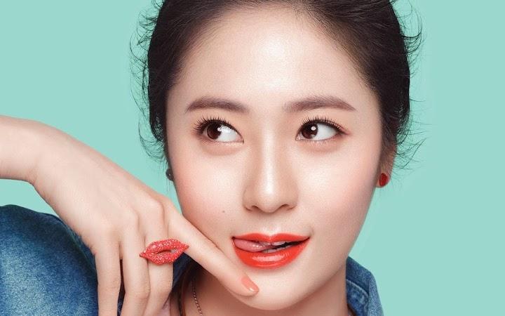 f(x) Krystal's Lip Biting Habit Will Drive You Wild - Koreaboo
