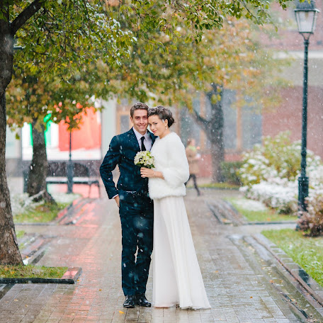 Wedding photographer Aleksandr Abramof (Abramof). Photo of 18.12.2015