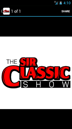 The Sir Classic Show