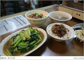 福玉牛肉湯