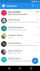 Signal Private Messenger v3.16.0