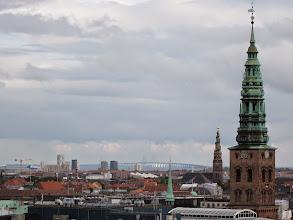 Photo: Øresund Bridge to Sweden