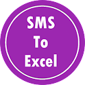 SMS TO EXCEL icon