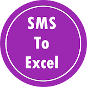 SMS TO EXCEL