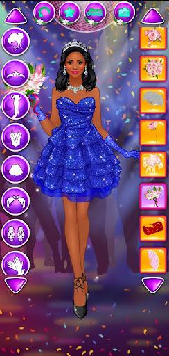 Prom Queen Dress Up - High School Rising Star filehippodl screenshot 8