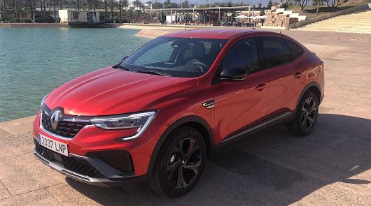 Ponemos a prueba el nuevo Renault Arkana de Syrsa Almería