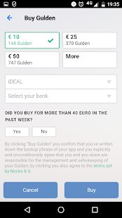 Gulden- screenshot thumbnail