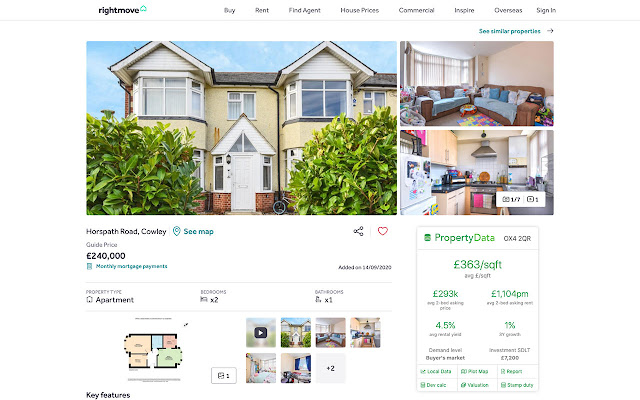 PropertyData – Property Data, Info & Analysis