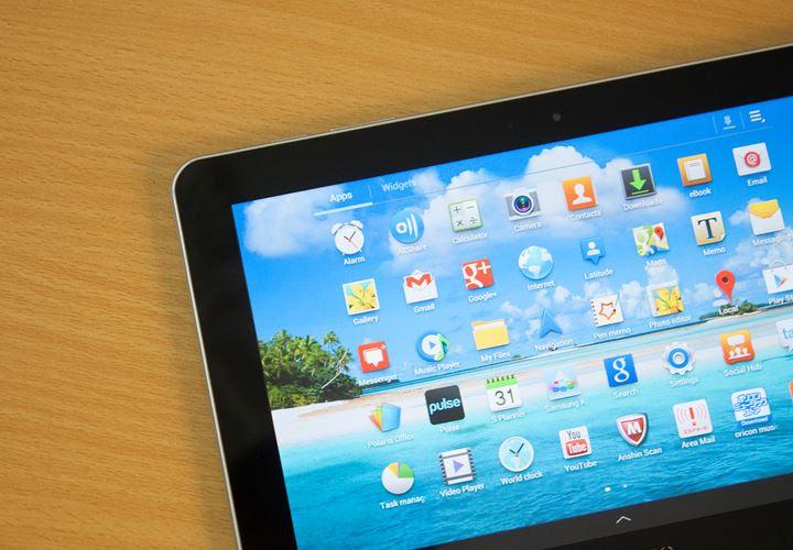 Cấu hình vừa đủ với mức giá hợp lý của Samsung Galaxy Tab 10.1 Docomo SC-01D