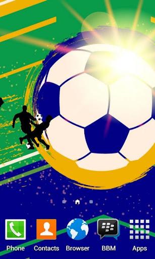 Soccer Spirit Free Wallpaper