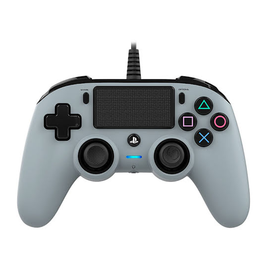 Nacon Compact Controller Grey (PS4)