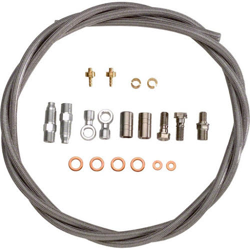 Hope Stainless Brake Line Kit by Goodridge
