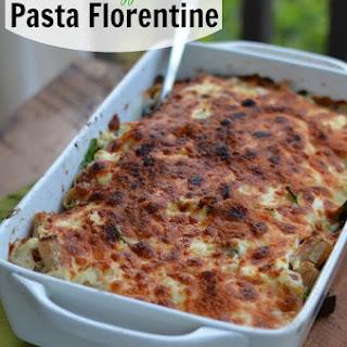 Unstuffed Pasta Florentine