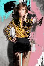 Photo: SEE the photoshoot: http://youtu.be/Ui3dCZkDMkU  Photographer: Ron Kedmi Model: Sarai Givaty Fashion editor: Nadav Eliyahu Style: Mazal Hasson Makeup: Moran Stavizki Hair: Benjamin Ruimi