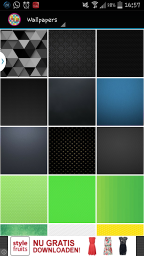 Patterns Wallpapers